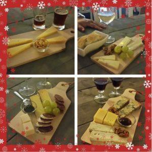 Kaas, wijn, proeverij
